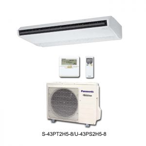 Điều hòa áp trần Panasonic S-43PT2H5-8/U-43PS2H5-8 43,100BTU 1 chiều Inverter