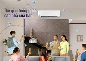 Điều hòa treo tường Panasonic giải pháp không khí cho ngôi nhà của bạn