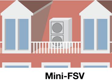Giới Thiệu Hệ Thống Điều Hòa Trung Tâm Panasonic Mini FSV